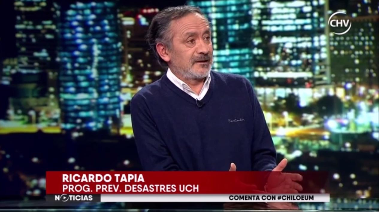 Ricardo Tapia en Última Mirada