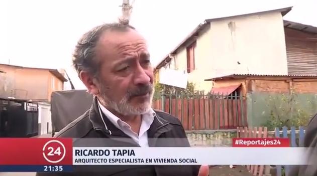Ricardo Tapia en 24 horas