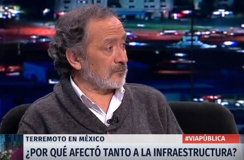 Ricardo Tapia en Vía Pública, TVN