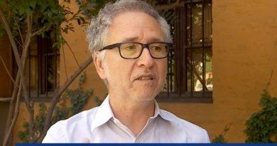 Jorge Larenas en Chilevisión Noticias