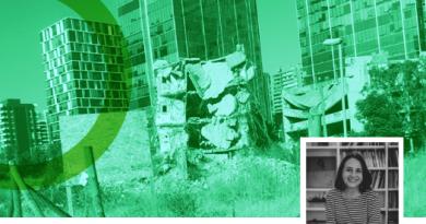 """Charla inaugural D_Tes: """"De ruinas y memorias en ciudades latinoamericanas"""""""