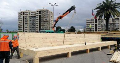 Chilenos participan en una investigación a nivel mundial sobre los beneficios medioambientales de la madera en la construcción